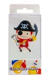 Свеча Пират