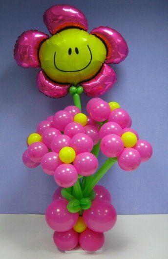 Букет из 7 цветов с улыбкой