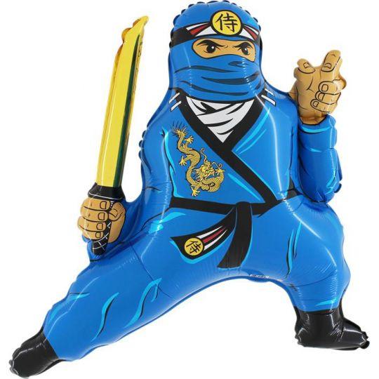 Ниндзя синий